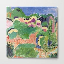 Henri Matisse Landscape Metal Print
