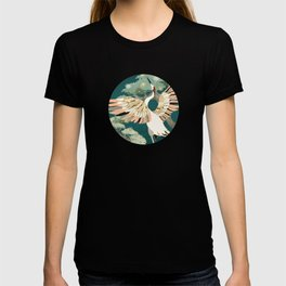 Golden Crane T-shirt