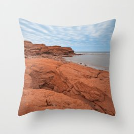 PEI North Cape Throw Pillow