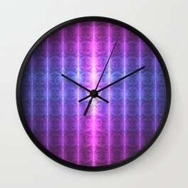 Happy Birthday From The Infinite One Wall Clock