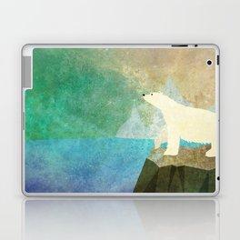 Playful Arctic Polar Bear Laptop & iPad Skin