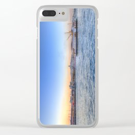 The Bosphorus Istanbul Clear iPhone Case