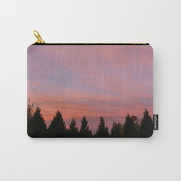 Bellingham, WA November Sunrise 2 Carry-All Pouch