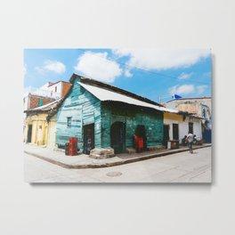 Cartagena, Colombia - Tienda Las Tablitas Metal Print