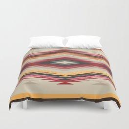 American Native Pattern No. 178 Duvet Cover