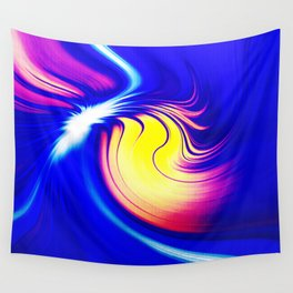 Abstract 144 Wall Tapestry