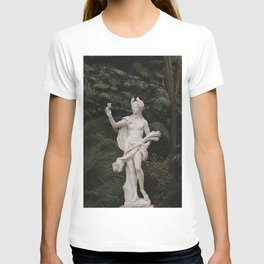 Garden of Leaves  - Photography Print T-shirt