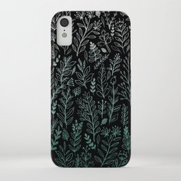 Ghost Botanic iPhone Case