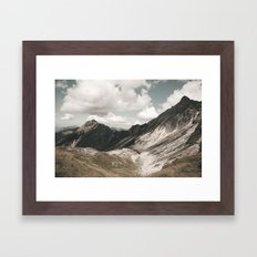 Cathedrals - Landscape Photography Framed Art Print