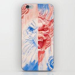 Chinese American iPhone Skin