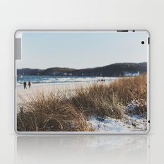 Strandspaziergang in Binz. Laptop & iPad Skin