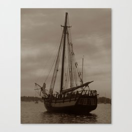 The Providence Canvas Print