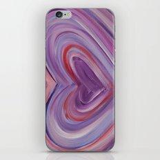 Heart Love Portal  iPhone & iPod Skin