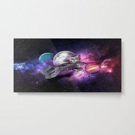 Space exploration 2 Metal Print