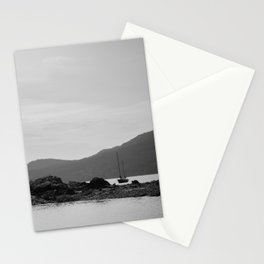 Resting at Orcas Stationery Cards