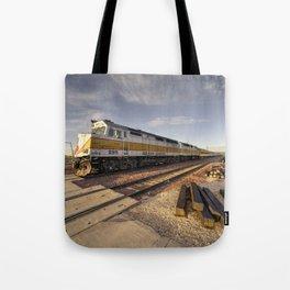 Canyon Rail Twylight Tote Bag