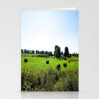 vermont Stationery Cards featuring VERMONT by TechkyDude
