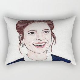 Hayley Atwell Rectangular Pillow
