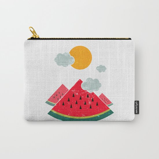 eatventure time! Carry-All Pouch