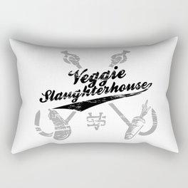 Veggie Slaughterhouse Original Rectangular Pillow