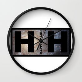 HH LOGO Alternate Wall Clock