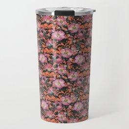 Pattern- camellia flow Travel Mug