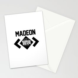 Made On Stationery Cards