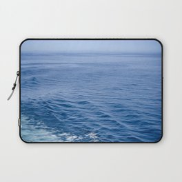 She Fell in Love on the Vast Wild Sea Laptop Sleeve
