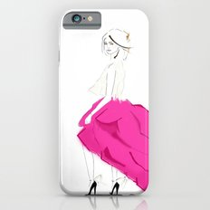 Pink Skirts iPhone 6s Slim Case