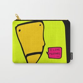 I like mustard Carry-All Pouch