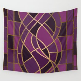 Art Deco Graphic No. 131 Wall Tapestry