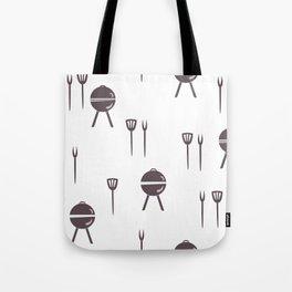 Grill Tote Bag