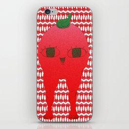 Watermelon blodbaby iPhone Skin