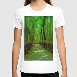 Bamboo Trail T-shirt