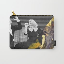 Henri Toulose Lautrec's Dance at Moulin R. & Ginger Rogers Carry-All Pouch