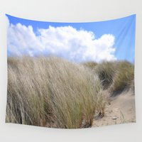 dune Wall Tapestries featuring Dune 2  by  Agostino Lo Coco