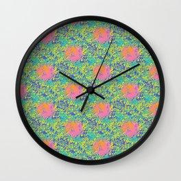 Sol y la Vida Wall Clock