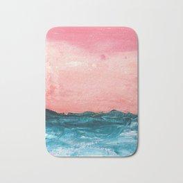 waves #2 Bath Mat