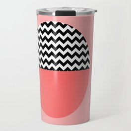 Moiety Pink Travel Mug