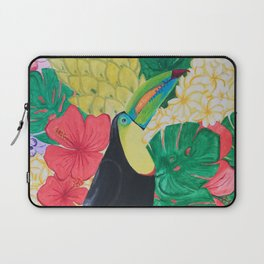 Luis the Tucan Laptop Sleeve