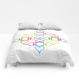 As Comforters