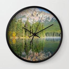 Pyramid Lake Wall Clock