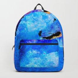 WOLF:  NIGHT COMPANION Backpack