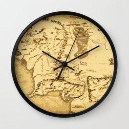 middleearth Wall Clock