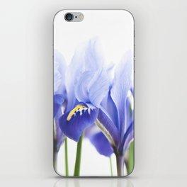 Bue Iris 2 iPhone Skin