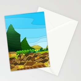 China Old Town - HuangYao Stationery Cards