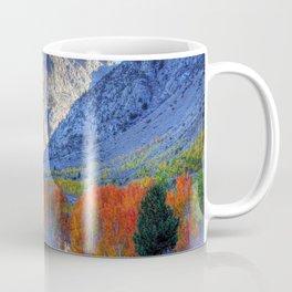 Photo California USA Eastern Sierra HDRI Autumn Nature Mountains HDR mountain Coffee Mug