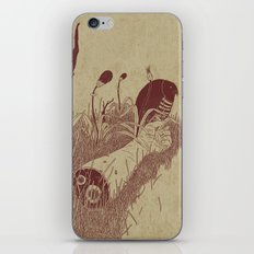 Helvete Forest iPhone & iPod Skin