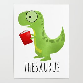 Thesaurus Poster