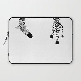 Zebra Laptop Sleeve